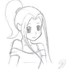 cute anime easy draw google adorable