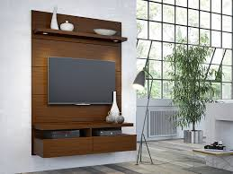 Wall Tv Stands With Shelves Amazon Com Manhattan Comfort Cabrini Theater Panel 1 2 Collection