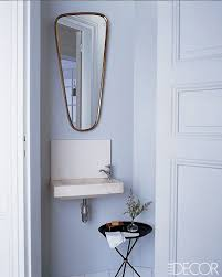 Narrow Powder Room - 85 best tiny powder room images on pinterest tiny powder rooms