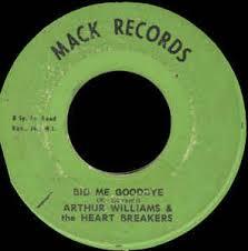 bid me arthur williams the breakers bid me goodbye vinyl at