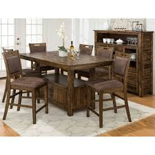 dining room table with storage high kitchen table with storage new dining table with storage and