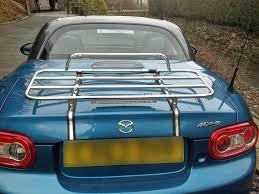 mazda roadster hardtop mazda mx5 mk3 coupe hard top luggage boot rack 2006 2014 u2013 just