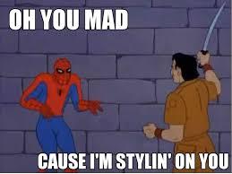 spider man boss laughing meme man best of the funny meme