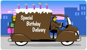 birthday delivery birthday gif delivery packagedelivery discover gifs