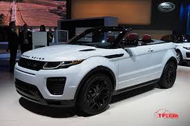 range rover coupe convertible range rover evoque perfect for sunny california debut at l a auto