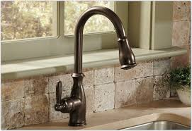faucet moen kitchen faucets commercial rare 7185csl brantford one