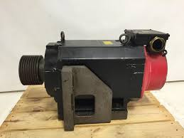 fanuc ac spindle motor alpha p30 a06b 0830 b200 cnc salvage