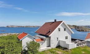 a family vacation cottage on sweden u0027s rugged west coast small