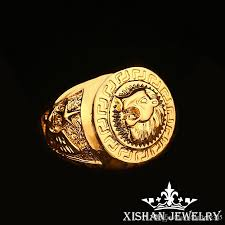 men hand rings images Best wholesale upgrade 7 11 size design gold plated men rings high jpg