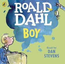 what colour paper did roald dahl write on boy tales of childhood dahl audio amazon co uk roald dahl boy tales of childhood dahl audio amazon co uk roald dahl quentin blake dan stevens 9780141370408 books