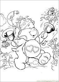 care bears coloring pages print free printable coloring