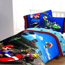 Mario Bros Bed Set Mario Bedroom Set And Mario Kart Bed Set Tarowing Club