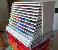 Art Cabinets Best 25 Art Supplies Storage Ideas On Pinterest Art Studio
