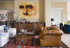 Incredible Masculine Living Room Design Ideas Inspirations - Chesterfield sofa design ideas