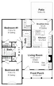 small house floor plans 1000 sq ft sq ft house plans 2 bedroom indian style 1000 sq ft house plans 2