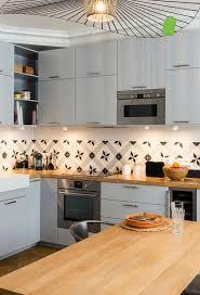 carreau cuisine chambre enfant carreau ciment credence best images about carrelage