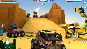 blocky cars online shooter on the app store