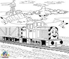 thomas friends coloring pages coloring
