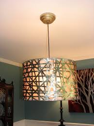Drum Light Fixture by Decorations Sparkling Ornament In Drum Lamp Shade Idea Creative