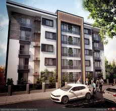 Best Apartments Images On Pinterest Exterior Design - Apartment facade design