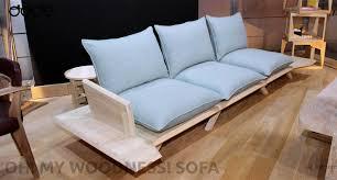 Wooden Furnitures Sofa Wood Furniture Inhabitat Green Design Innovation