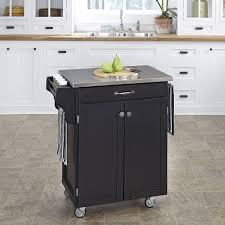 Kitchen Island On Casters Amazon Com Home Styles 9001 0042 Create A Cart 9001 Series