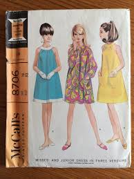 matching patterns sewing the 60s my patterns