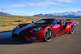 ford vehicles ford gt supercar is the ultimate ford performance machine