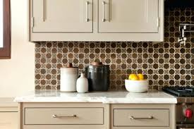 Stick On Kitchen Backsplash Peel And Stick Backsplash Instat Co