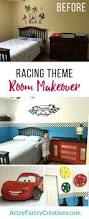 best 25 lightening mcqueen ideas on pinterest race car boys bedroom makeover by cheryl phan lightening mcqueen boys bedroom ideas nascar