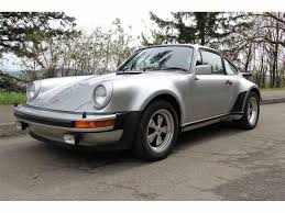 80s porsche 911 turbo classic porsche 930 for sale on classiccars com