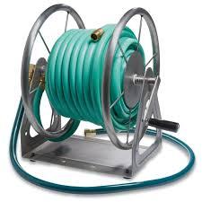 liberty lgp 703 s2 wall mount stainless steel hose reel myreels com