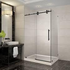 Shower Door Styles Sliding Shower Door Style