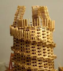 domino domino demolition u2014 keva planks
