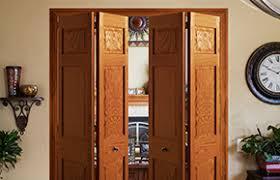 Wooden Bifold Doors Interior Bi Fold Doors Woodport Doors Woodport Doors