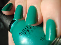 my picks from sinful colors pool side polish pretty science
