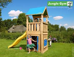childs climbing frame castle playhouse 125