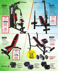 Monster Bench Sportspower Spring Into Summer By Associated Retailers Ltd Issuu