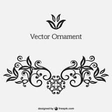 free calligraphy ornament vector pack vecteezy vectors