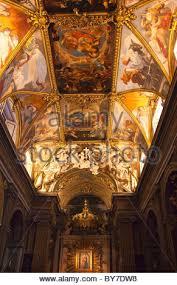 Church Ceilings Painted Ceiling Church Of Santa Maria Assunta Venice Unesco