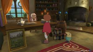 ni no kuni wrath of the white witch ps3 playstation 3 news