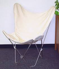 Butterfly Chair Cover Amazon Com Solid Natural Color Canvas Butterfly Chair Cover Only