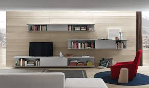 shelving wall unit contemporary
