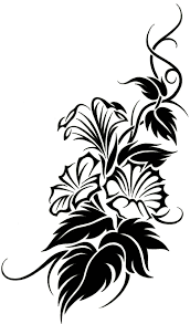 Flowers On Vines Tattoo Designs - tattoo floral designs free download clip art free clip art