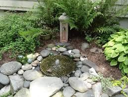 innovative small garden with fountain small outdoor fountain small