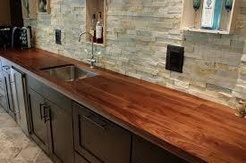 Wood Overlays For Cabinets Walnut Countertops J Aaron