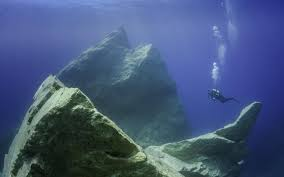 collapsed azure window sea arch is reborn u2013 as the hottest dive