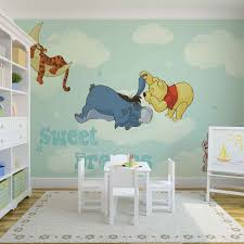 disney winnie pooh piglet tigger eeyore wall paper mural buy at original price
