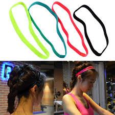 headbands that don t slip 2018 women men hair bands sports headband anti slip elastic
