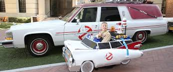 Ghostbusters Halloween Costumes Boy U0027ghostbusters U0027 Ecto 1 Car Halloween Costume Visits